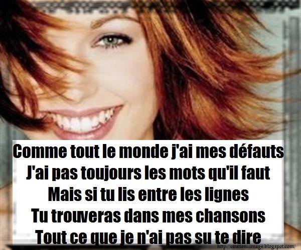 Citation Parole De Chanson